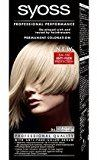 SYOSS by Schwarzkopf Professional Permanent Hair Color 9-1 Pearl Blonde