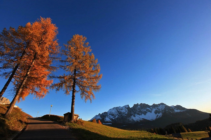 Dolomites in Autumn