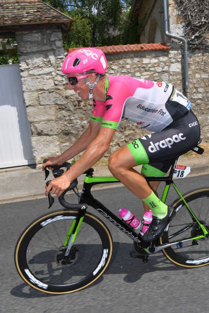 a97a8bbbea2 Sep Vanmarcke of Belgium and Team EF Education First Drapac P/B Cannondale  / during