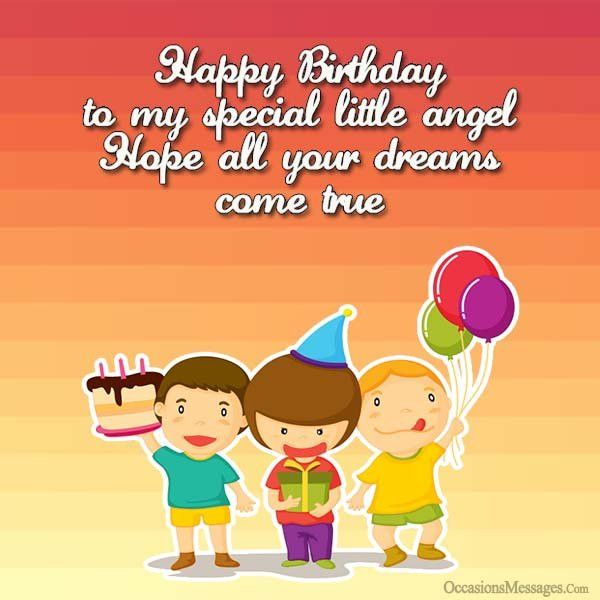 Happy Birthday Wishes For Kids The Best Birthday Wishes For Kids Birthday Wishes For Kids Happy Birthday Kids Happy Birthday Wishes Cards