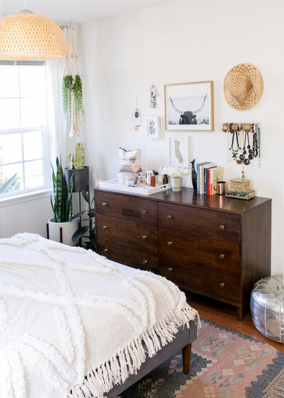 A modern California bedroom makeover with Casper | 100 Layer Cake