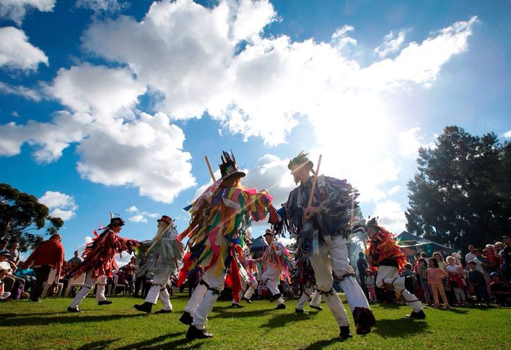 The Mad Tatters Morris Men will be at Fairbridge Festival this year and we are very excited for you all to see!