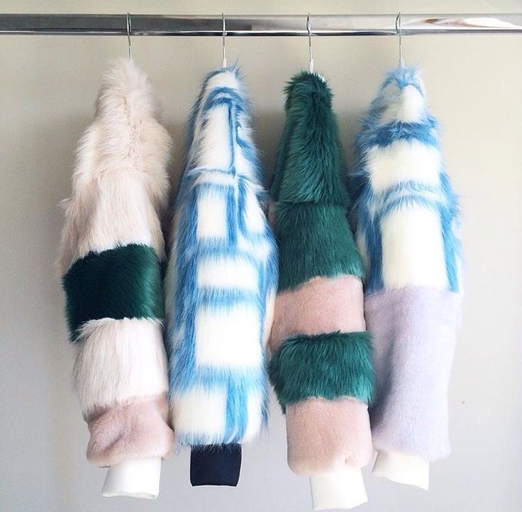 colored fur .:: Pinterest: kraftykodie ▲