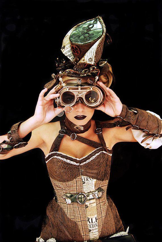 Steampunk Tendencies | Trina Mason
