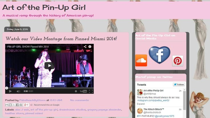 Go read my blog for the whole story ... artofthepin-upgirl.blogspot.com