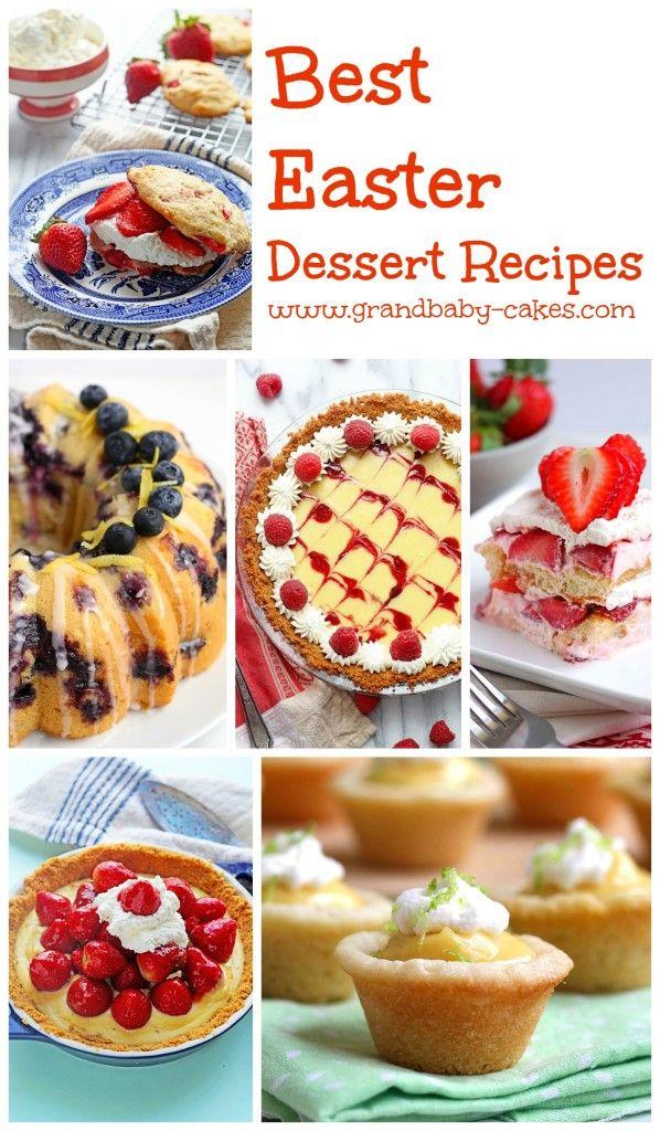 17 best images about recipes easter dinner on pinterest for Dessert for easter dinner