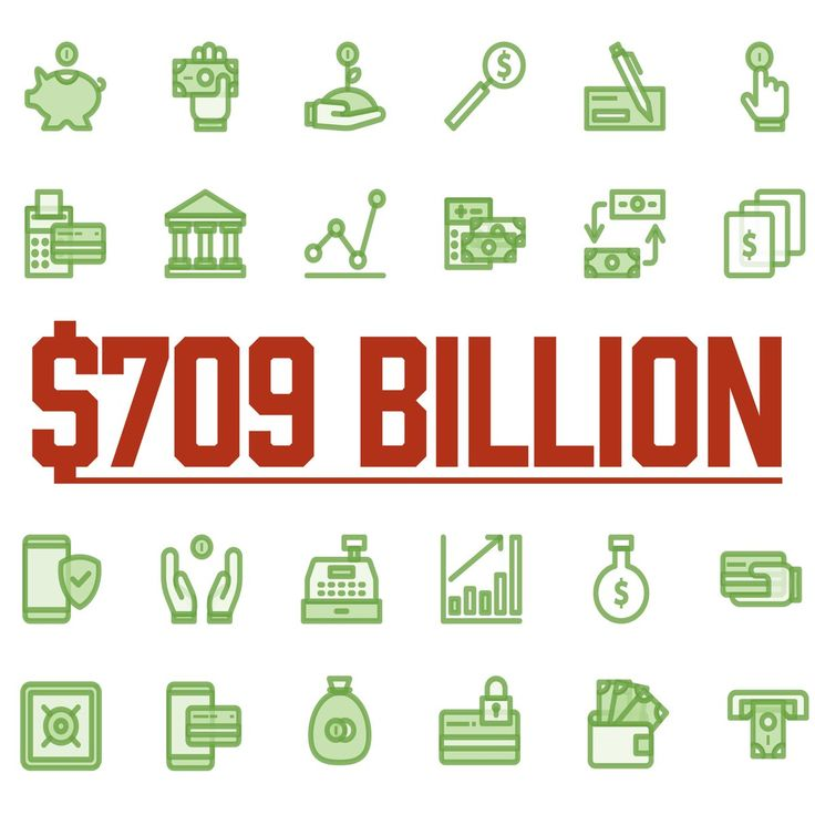 684 billion: That's how much Medicare benefit payments totaled in 2016, and they're projected to rise to $709 billion in 2017. That's more than the gross domestic product of Switzerland and close to the recent total market values of Microsoft and Coca-Cola -- combined.     Source: https://www.fool.com/retirement/2017/02/26/8-medicare-stats-that-will-blow-you-away.aspx