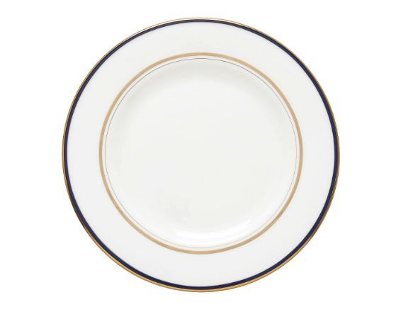Library Lane Salad Plate