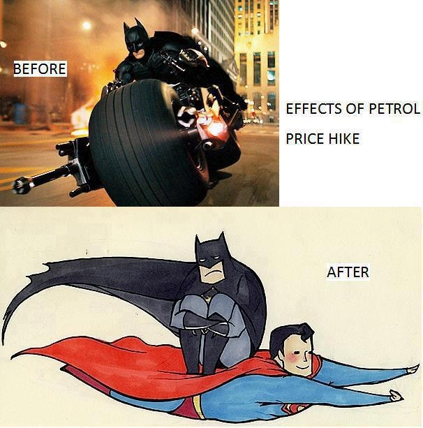 Effects of Petrol Hike Price.
