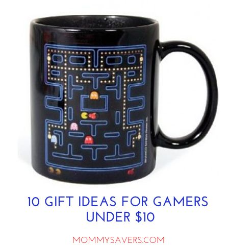 10 Gift Ideas for Gamers Under $20