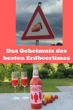 Das Erwachsenengetränk Nummer eins in diesen Tagen ist definitiv Erdbeerlimes. Hier verrate ich Euch das Rezept für den ultimativ köstlichsten Drink direkt vom Erdbeerfeld ;-).