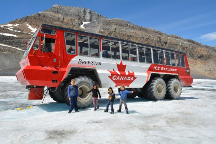The best Banff and Jasper  attractions
