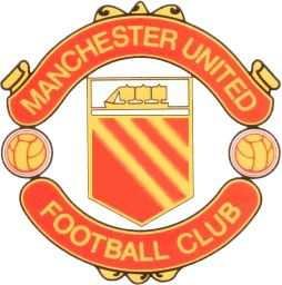 Manchester United FC old badge