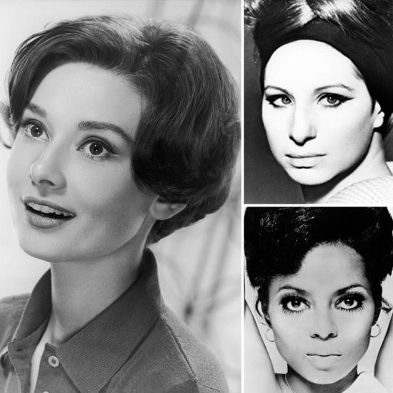 Tips for applying eyeliner based on vintage celeb photos.