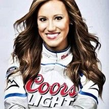 MISS COORS LIGHT EXPLAINS HER AWESOME NASCAR JOB AND JUST WHAT THE HELL 'THE CHASE' IS