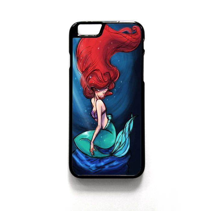 Little Mermaid Iphone  Plus Case