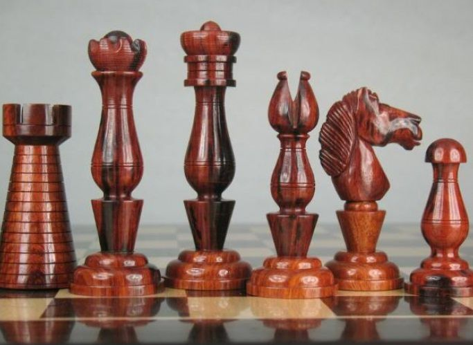 Reproduction Antique The Grand Divan Chess Set Repro. Http://www.chessbazaar