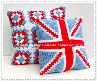 No hay tiempo como la abuela: crochet PADS ENCONTRADO EN INTERNET SIN GRÁFICOS PARTE III