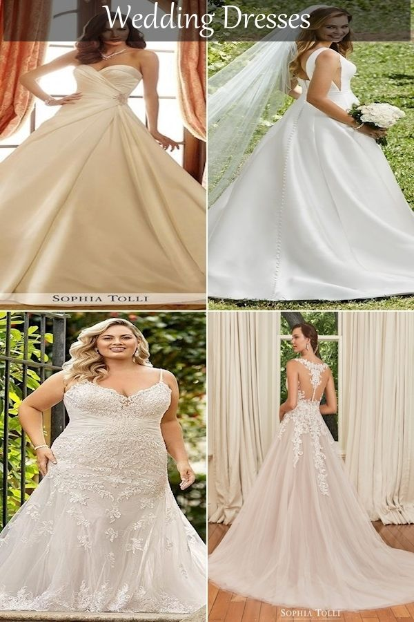 Black And White Wedding Dresses Clearance Wedding Dresses Where To Find Inexpensive Wedding Dres In 2020 Wedding Dresses Bridal Dresses White Wedding Dresses,Tulle Plus Size Fit And Flare Wedding Dress