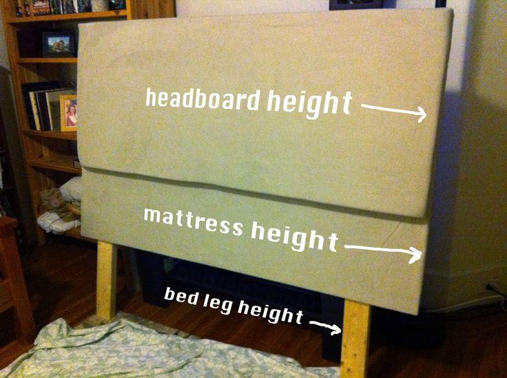 DIY | How to Make a Headboard | Handmadeology total tutorial