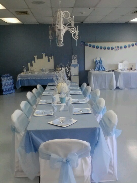 Cinderella party wish i could do this