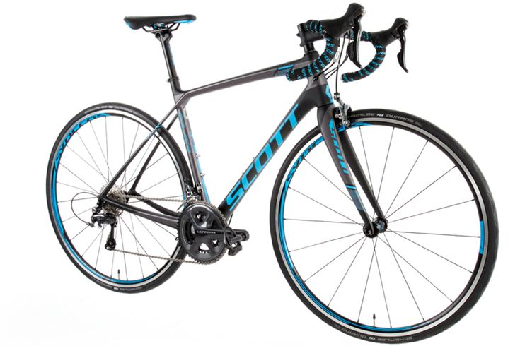 A women's specific bike that aims to balance power and comfort, we got to grips with the Scott Contessa Solace 15