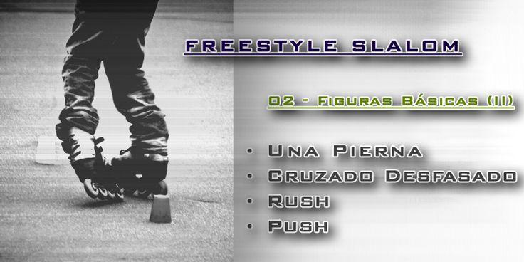 Si quieres progresar en el Freestyle Slalom debes conocer cómo realizar estas 4 figuras básicas de frente: 1 Pierna, Cruzado Desfasado, Rush y Push. Descubrelo aquí. photo by: Martin Le Roy https://www.flickr.com/photos/mlr654/2677128984