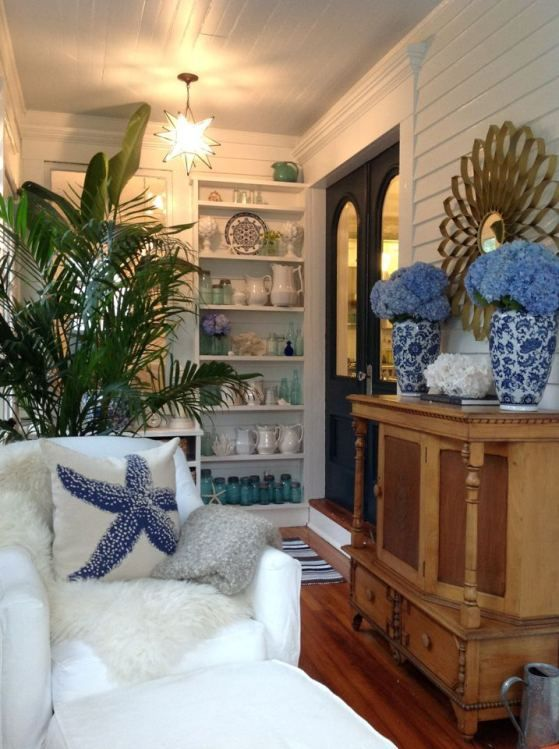 Everything coastal sophisticated colonial isle tropic decorating blue and white coastal Pinterest everything home decor
