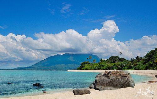 Senoa Island, Natuna Regency, Riau Islands, Indonesia.(by Assoka D ...