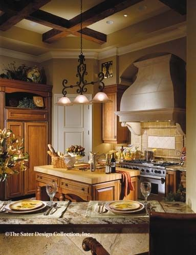 289 best images about under the tuscan sun on pinterest for Luxury french kitchen