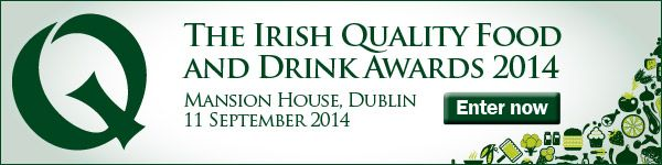 Finalist - 2014 Shortlisted Products  All products will receive judge feedback after the Awards Gala Dinner has taken place on 11th September. All shortlisted products will find out if they have won or been commended at the Awards Gala Dinner on 11th September 2014 at the Mansion House, Dublin. Book your tickets now to avoid disappointment! Irish Quality