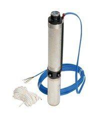 KIT POMPE IMMERGÉE DCS4 B8 M + CD JETLY pour les puits profonds, grande résistance au sable et à l'usure.