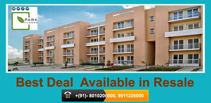 Buy Property in Faridabad within your Budget and according to your Bptp Park Floors are G+5 Structure Ensure a Higher Level Of Privacy and Personal CarParking, Best Connectivity, Very Good Floors Plans & Site Plans. It is a Affordable Floors property in Greater Faridabad.