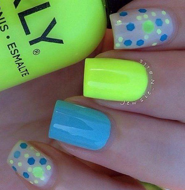 ¡Colores perfectos!