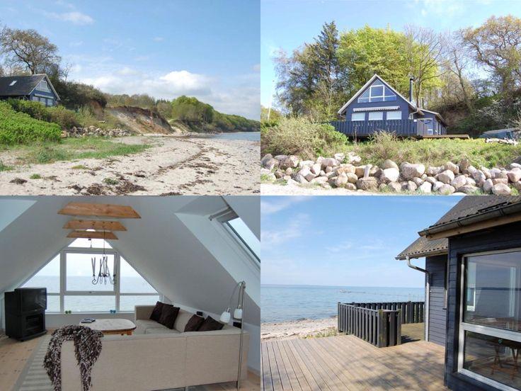 De mooiste kindvriendelijke vakantiehuisjes op rijafstand van LEGOLAND Billund in Denemarken.