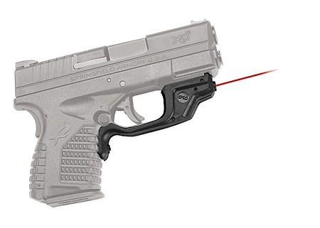 Crimson Trace LG469 Laserguard Red Laser Springfield XDS