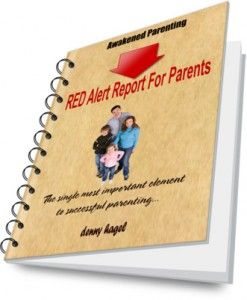 Red Alert Report fo rParents Cover