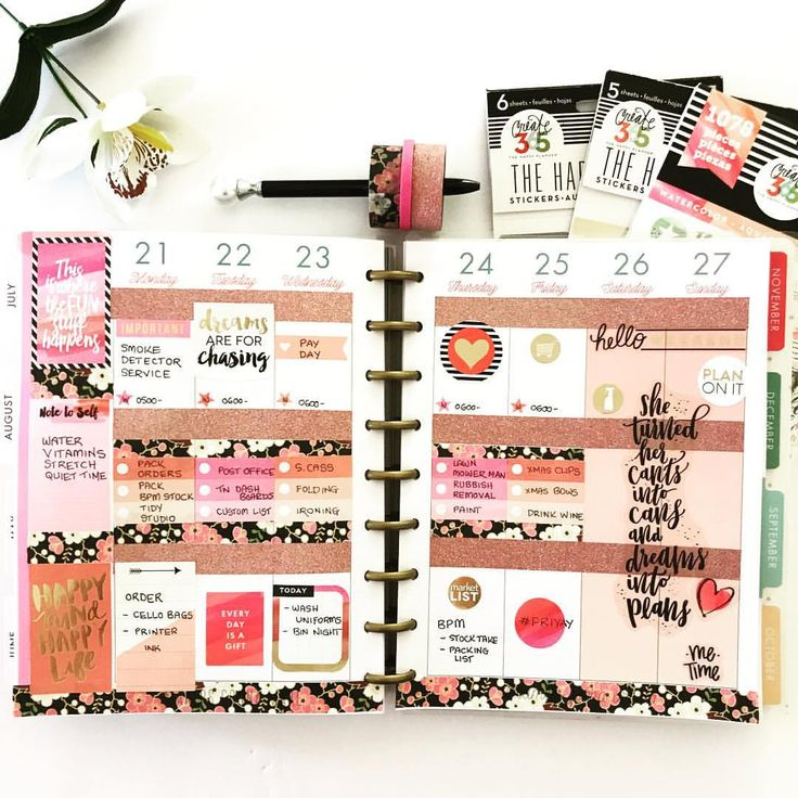 "29 Likes, 2 Comments - Nikki Morgan (@wwdesignsshop) on Instagram: ""Challenged myself to only use the @meandmybigideas sticker books and some washi for next week in my…"""