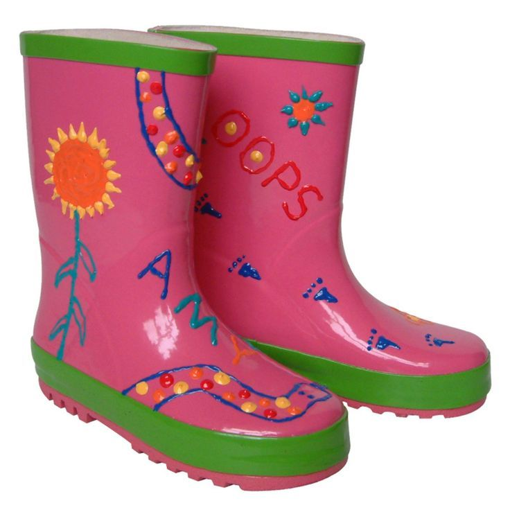 Wellies boots