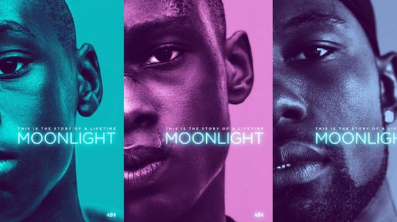 Moonlight 8 Oscar Nominations - Best Picture - Best Director - Best Actress in a Supporting Role - Best Actor in a Supporting Role - Best Adapted Screenplay - Best Original Score - Best Cinematography - Best Film Editing