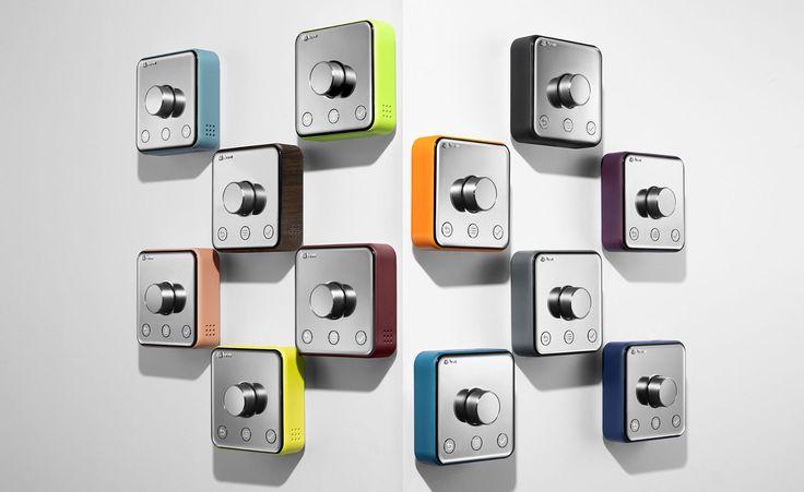 Yves Béhar reveals Hive 2 thermostat design