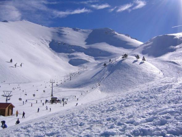 5 κορυφαία μέρη για χειμερινές διακοπές στην Ελλάδα