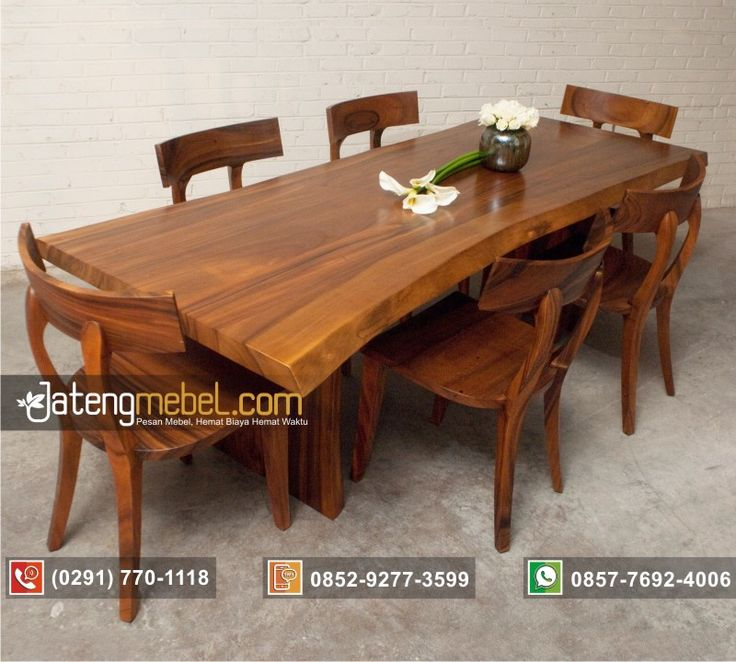 http://www.jatengmebel.com/set-meja-makan-trembesi-kursi-lengkung-kayu-solid/