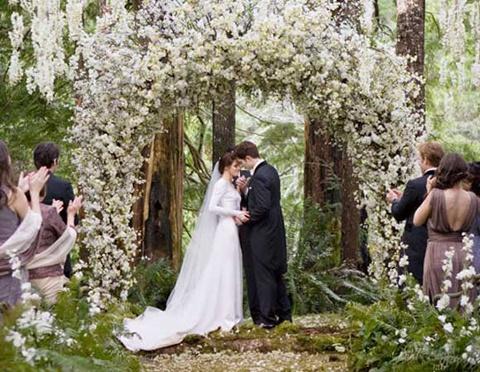 """""""O sonho de 9 entre 10 mulheres é ter um casamento inesquecível, como nos contos de fada. Um vestido de princesa, uma decoração bem romântica, uma festa luxuosa e um marido que a faça feliz para sempre. Na vida real é possível encontrar algumas histórias que, apesar de nem sempre terem um final feliz, servem de inspiração para a cerimônia e a festa das futuras noivas. Confira detalhes de dois casamentos inesquecíveis, dignos do cinema..."""""""