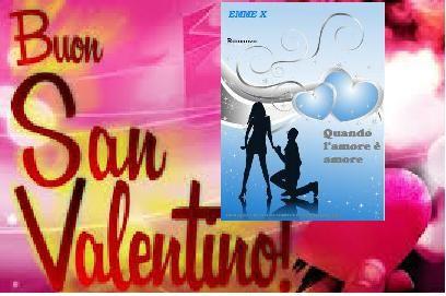 A San Valentino, vi assicuro tante risate con questo romanzo dai personaggi esilaranti. Un amore che  fa anche sorridere ce lo meritiamo tutti! Quando l'amore è amore,  a 1.99 Link: https://www.bookrepublic.it/book/9786050308402-quando-lamore-e-amore/ http://www.ibs.it/ebook/Emme-X/Quando-l-amore/9786050308402.html http://www.amazon.it/Quando-lamore-%C3%A8-amore-Emme-ebook/dp/B00L4OLHA8/ref=sr_1_2?s=digital-text&ie=UTF8&qid=1422721331&sr=1-2