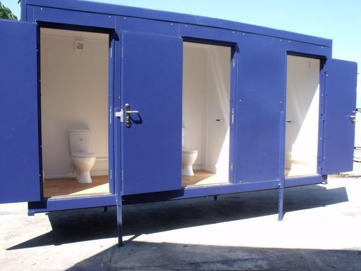 49 best container toilets images on pinterest bathrooms for Shipping container public bathroom