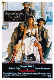 Hannie Caulder (1971) Poster Raquel Welch, Robert Culp, Ernest Borgnine, Jack Elam, Strother Martin...