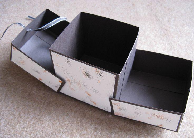 m s de 25 ideas fant sticas sobre schachtel basteln en pinterest box falten schachtel falten. Black Bedroom Furniture Sets. Home Design Ideas