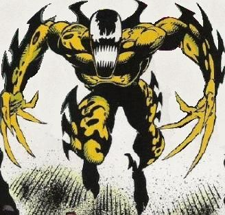 All of Marvel Symbiotes | Thread: All time worst looking Symbiote?