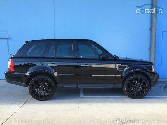 2008 Land Rover Range Rover Sport TDV6 Auto 4x4 MY08-$42,500*